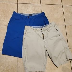 🔥J.Crew Mens relaxed fit club shorts bundle sz31
